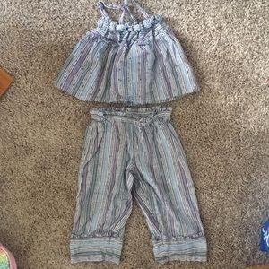 Peek summer outfit